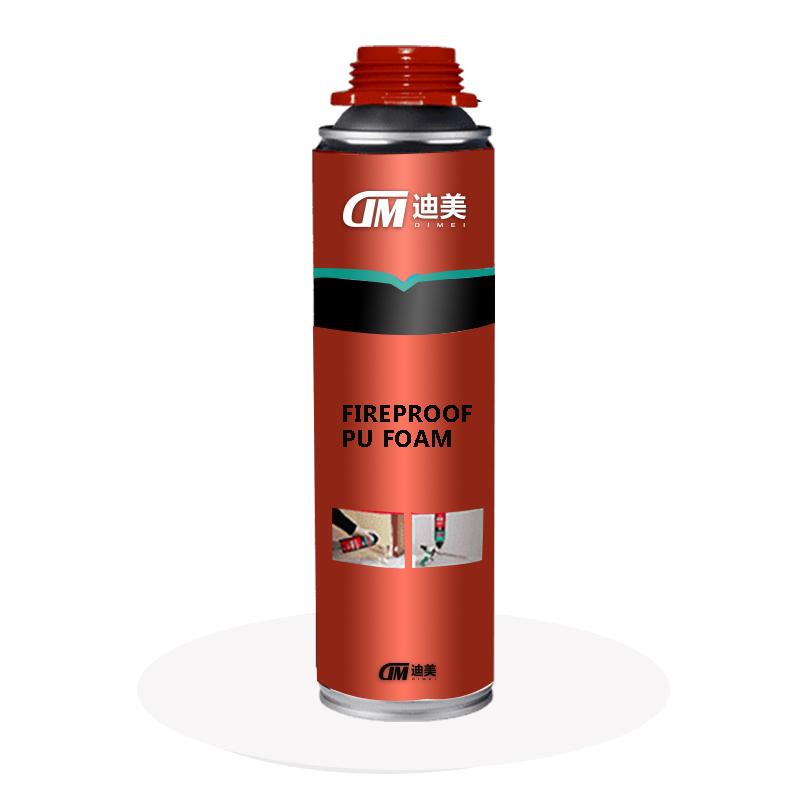Fireproof PU foam